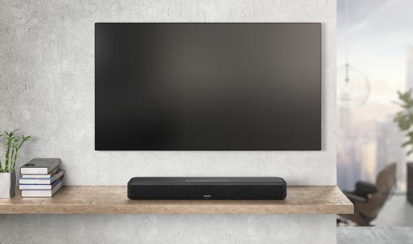 Denon Home Sound Bar 550 has Dolby Atmos and AirPlay 2 support