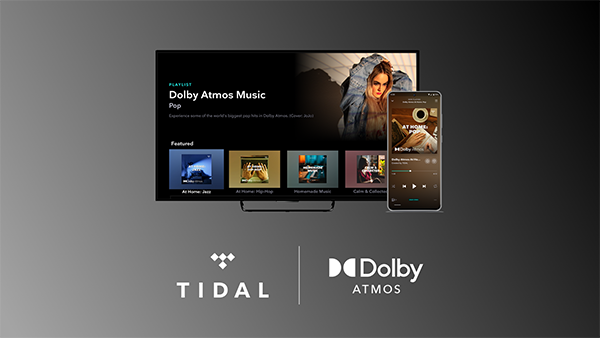 Tidal Debuts Dolby Atmos Music Support for Apple TV 4K