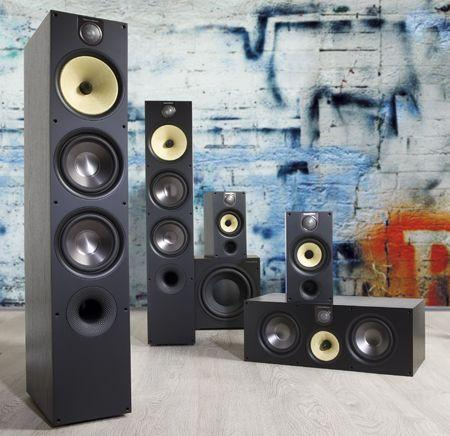 bowers wilkins 683 theatre review home cinema choice. Black Bedroom Furniture Sets. Home Design Ideas